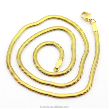 2015 Latest Long Gold Plated Chain Necklace, Wholesale Rosary Men's Necklace 2014