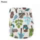 Pororo cute summer reusable washable breathable cloth diaper china baby diapers in mumbai