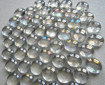 Clear Decorative Glass Gems For Vase Filler Buy Decorative Glass