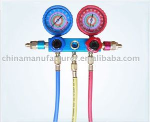 manifold gauge / cool gas meter/refrigetation tool