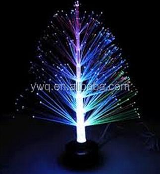 45cm pure fiber optic tree decoration mini fiber optic christmas tree - Mini Fiber Optic Christmas Tree