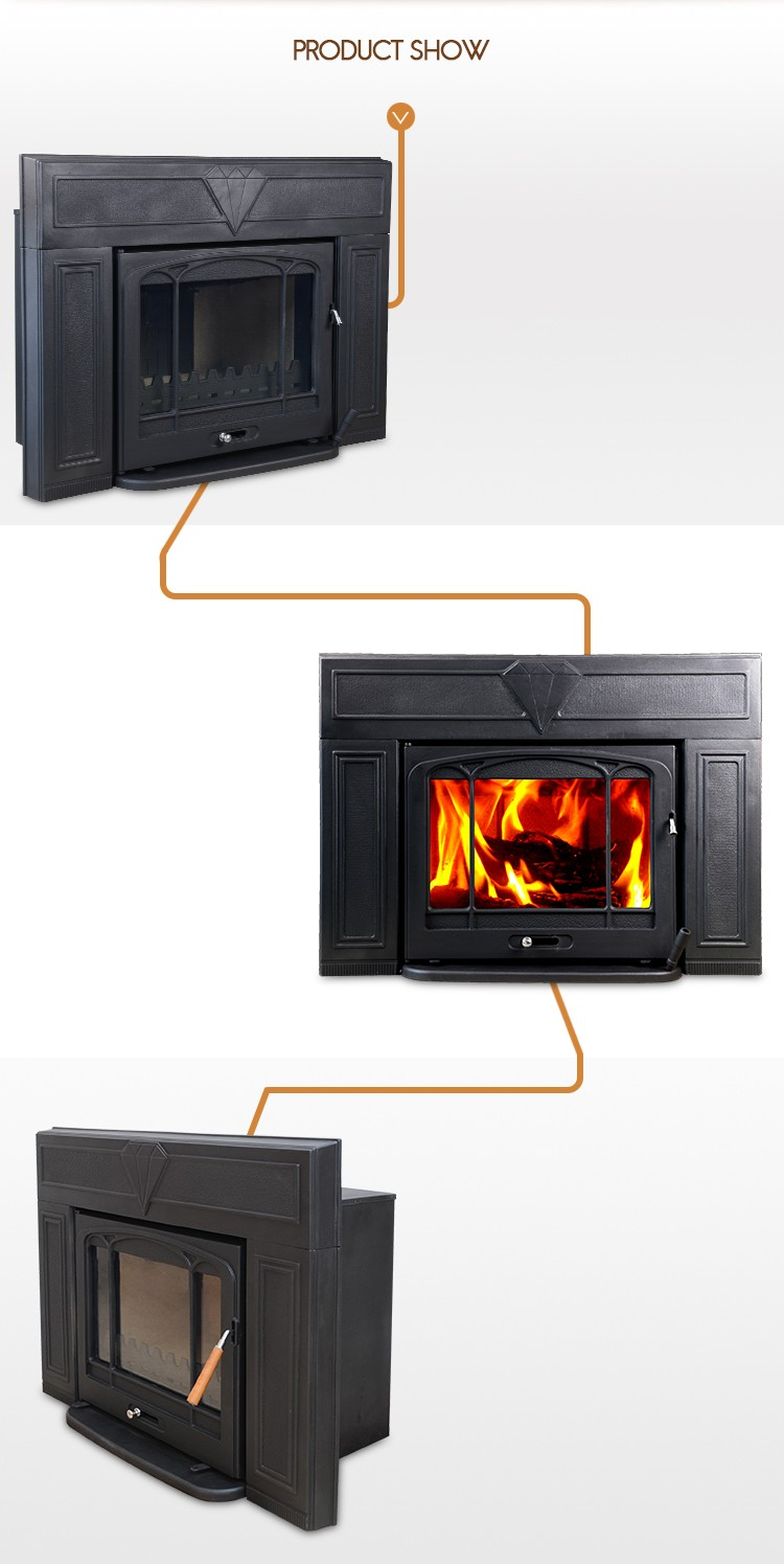 Best Quality Factory Direct Price Wood Pellet Stove Fireplace Inserts Buy Wood Stove Fireplace