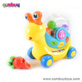 Mais Novo Brinquedo Musical Do Bebe Dos Desenhos Animados