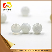 10mm Round Ball Good Polished Natural White Moonstone