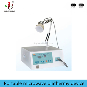 Hot sale portable microwave diathermy machine physiotherapy to Indonesia