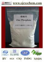 Chemical additives Zinc phosphate primer (7779-90-0)
