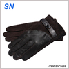 wholesale fashion winter leather glove hot new products