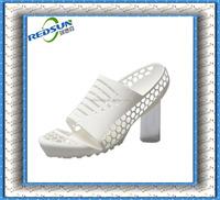 cnc plastic shoe prototype board rapid prototype