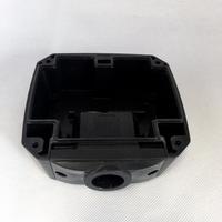 High Precision Black Custom Plastic Box Enclosure Electronic