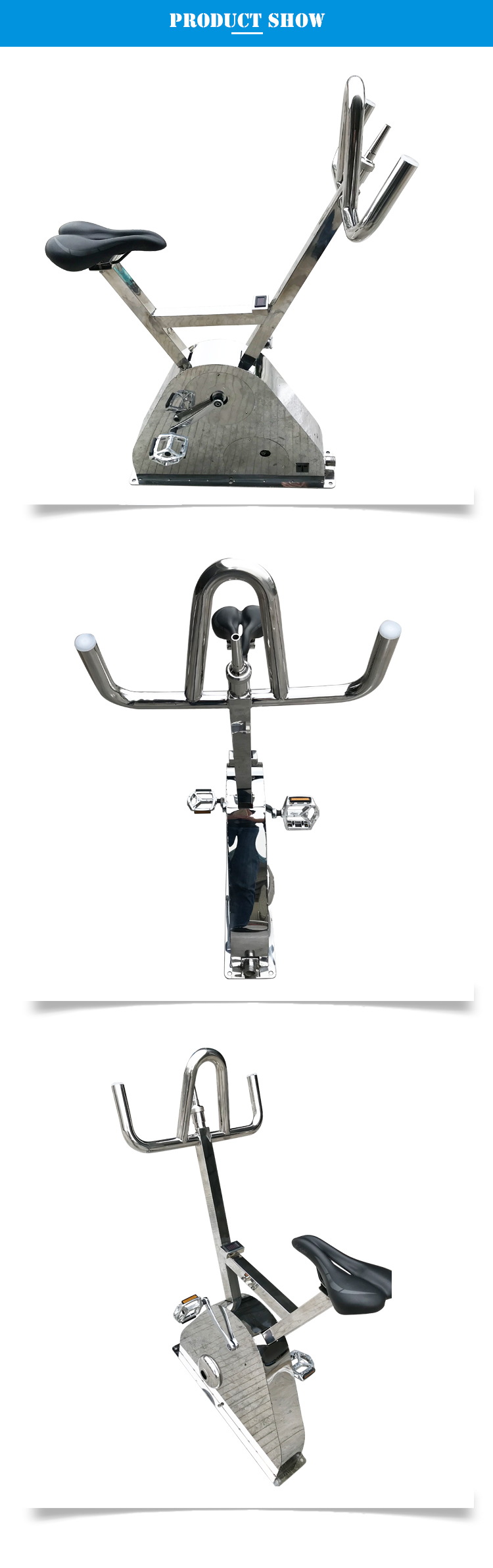New Products Water Exercise Pool Bike For Sale