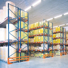 Widely used modular shelving system for warehouse,high density shelving and racking