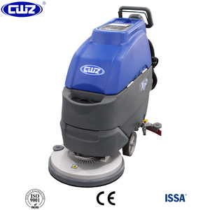 Industrial Battery Automatic Floor Scrubber Dryer