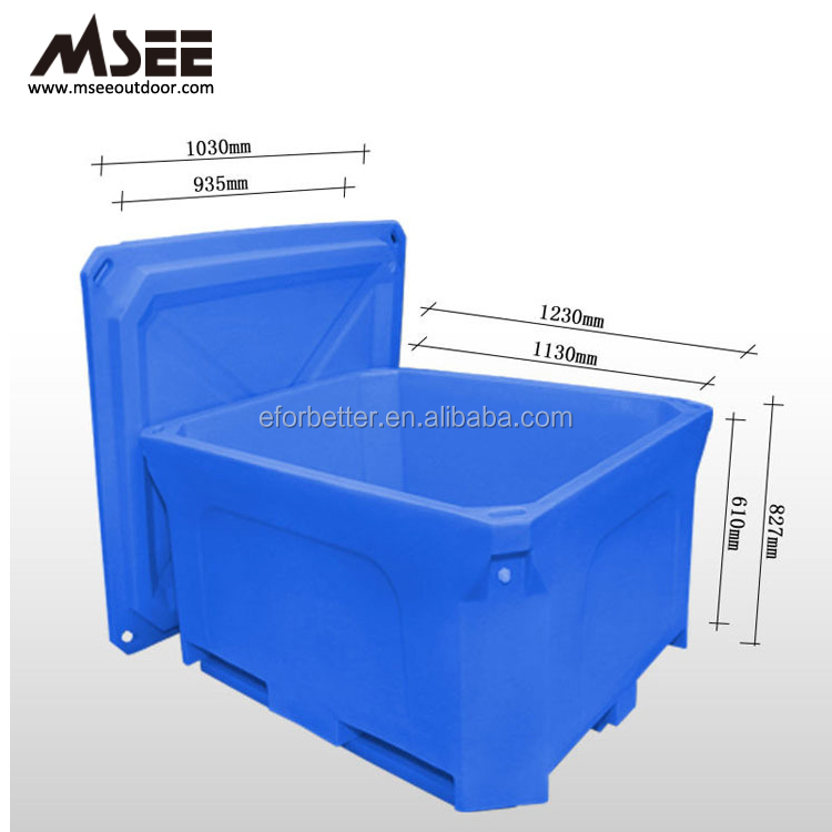 Insulated Fish Tub 660L 1000 L