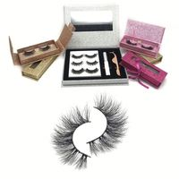 2019 Hot Sale Private Label Indonesia Natural Looking Mink Eyelash