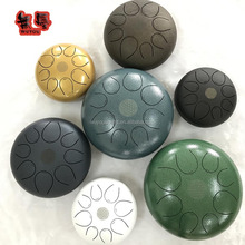 Wuyou Etching Flower of Life Pentatonic Scale Steel Tongue Drum