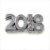 in stock 2018 DIY 8mm slide charm slider charms could through 8mm bracelet, pet collar, key chain SL520