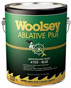 Land N Sea Woolsey Ablative Plus Blue Gl