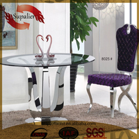 kitchen furniture made in china glass top dining table designs