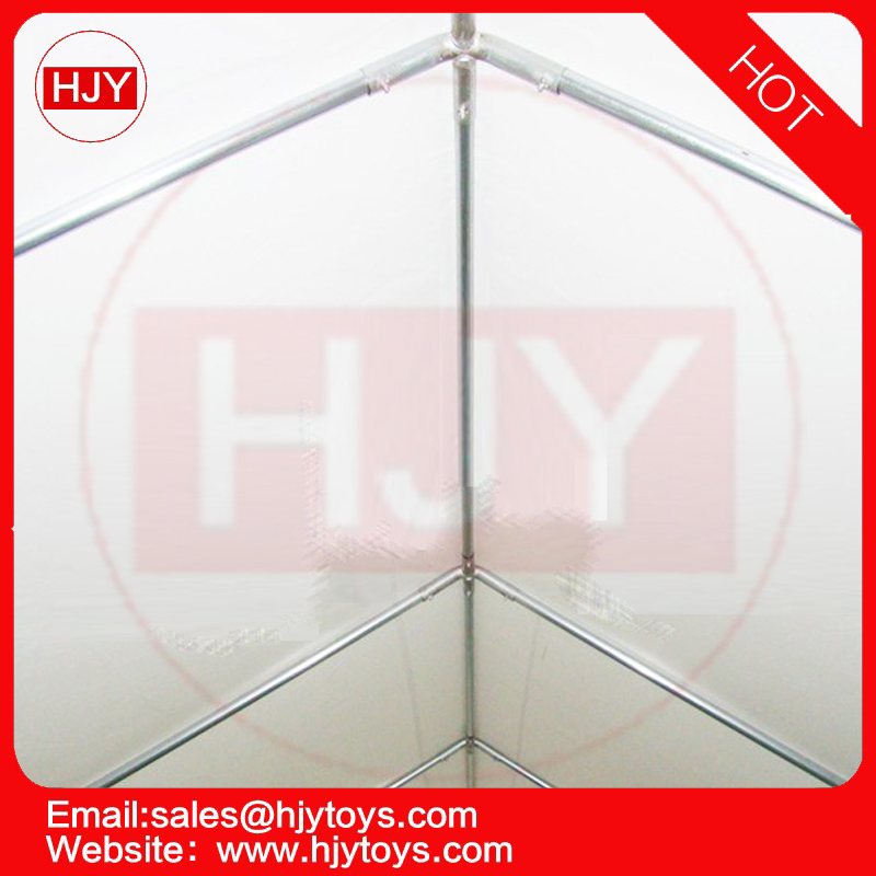 Good design party tent 4X8 meter 13X26ft heavy PVC steel PVC tent for event and party