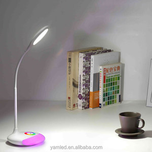 Rechargeable dimmable electric reading lamp newstyle led reading lamp