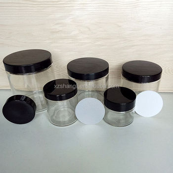 680ml hotsale glass jar with lid, pickle/honey/sauce jar