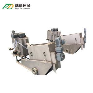 Sludge industrial dehydrator dewatering equipment machine