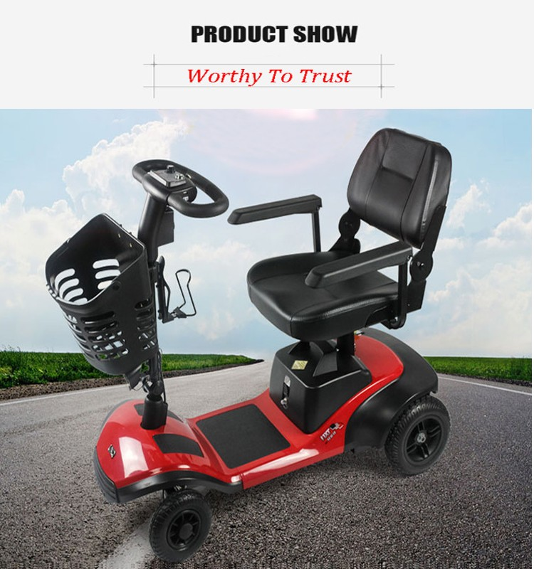 Electric Mobility Scooter For The Elderly Buy Mobility