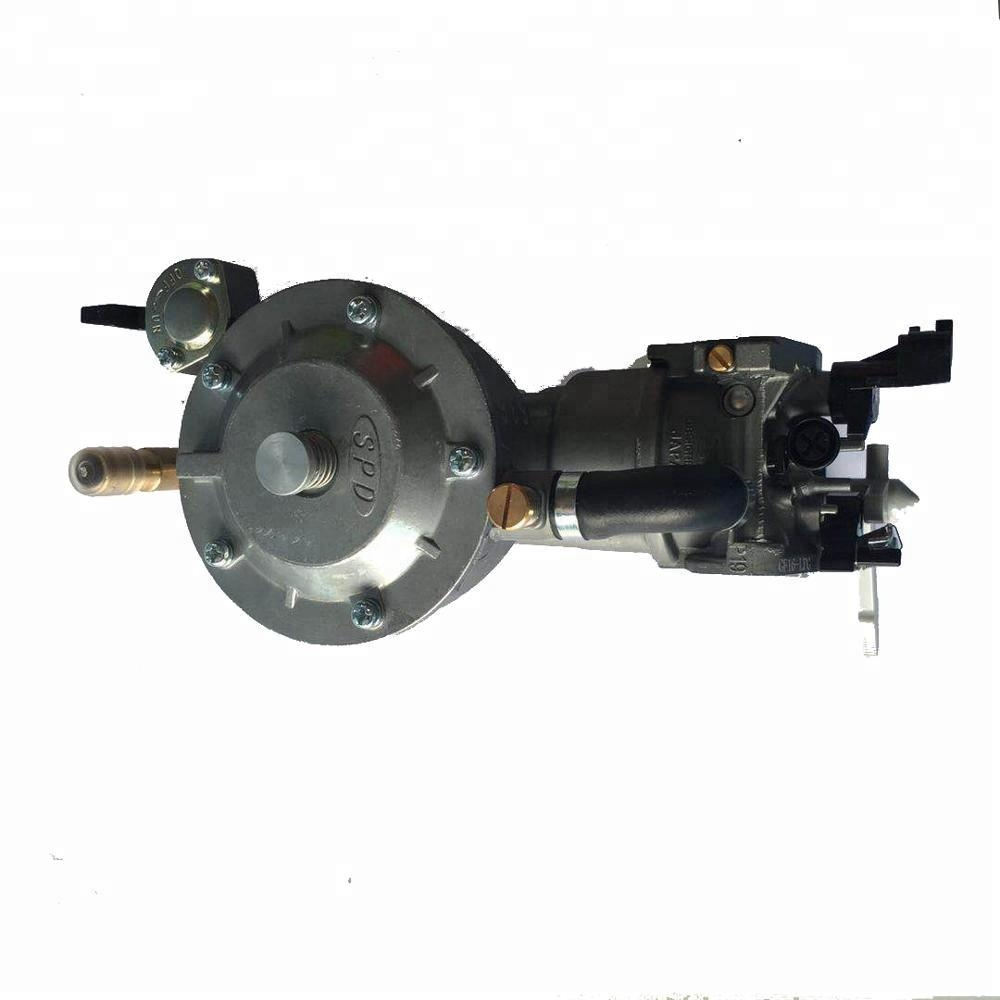 P19-LPG/NG water pump dual fuel LPG carburetor kits GX200