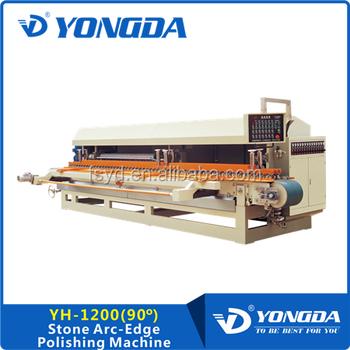 Yongda Yh-1200 Stone Bullnose Edge Polishing Machine - Buy