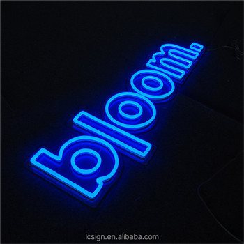 custom awesome neon sign for advertising and decoration buy