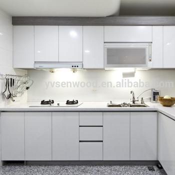 Hoogglans Wit Gelamineerd Gebruikt Voor Keuken Kast Deur Laminaat Acryl Buy Keuken Kast Deurenwitte Keuken Kasthoogglans Wit Gelamineerd Gebruikt