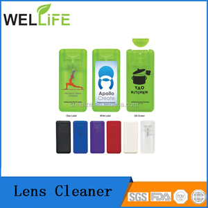 Made in China optical lens cleaning solution anti-fog glasses cleaner spray solution