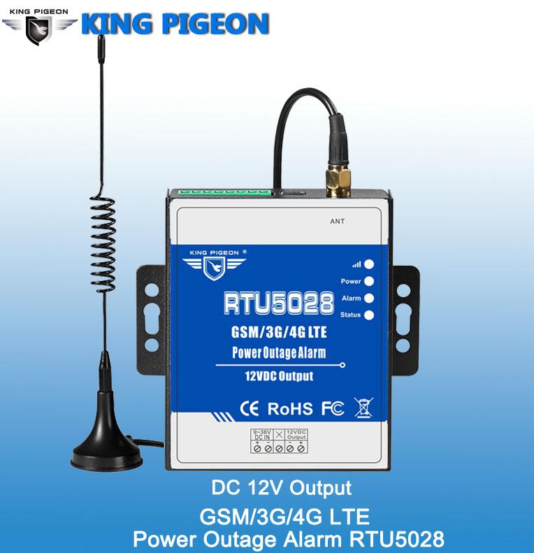3/Single Phase Electric Power Outage GSM Alarm Modbus TCP/RTU RTU5029