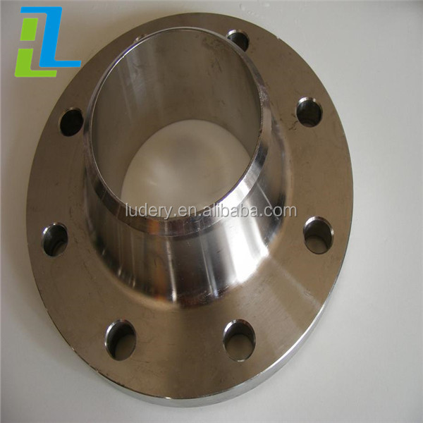 Ansi steel pipe fitting spade blind flange