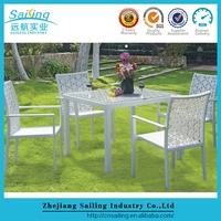Sailing Waterproof Unique Wicker 4 People Leisure Garden Outback Furniture
