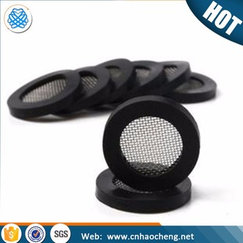 Custom Size Stainless Steel Mesh Shower Head Filter Hose Washer ...