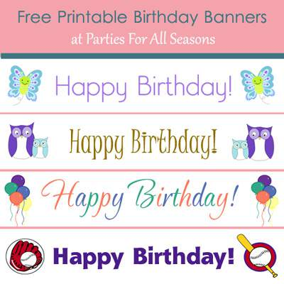 you should be here banner fabric happy birthday banner sizes v 0829