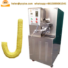 Hollow ice cream corn tube snack extruder machine / corn puff snack extruder