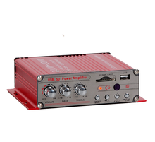 Bluetooth YW-205L NERO # USB/SD car audio <span class=keywords><strong>amplificatore</strong></span> di potenza