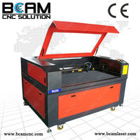 BCAMCNC supply best quality BCJ6090 rubber stamp laser engraving machine