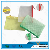 Canada office stationery items names/zipper pouched lock bags