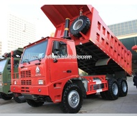 Hot Selling Sinotruk howo 6*4 Dump Truck Used Tipper Truck