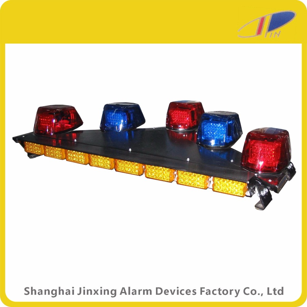 Hot sale 115cm 12v red and blue police triangle led emergency light hot sale 115cm 12v red and blue police triangle led emergency light bar mozeypictures Gallery