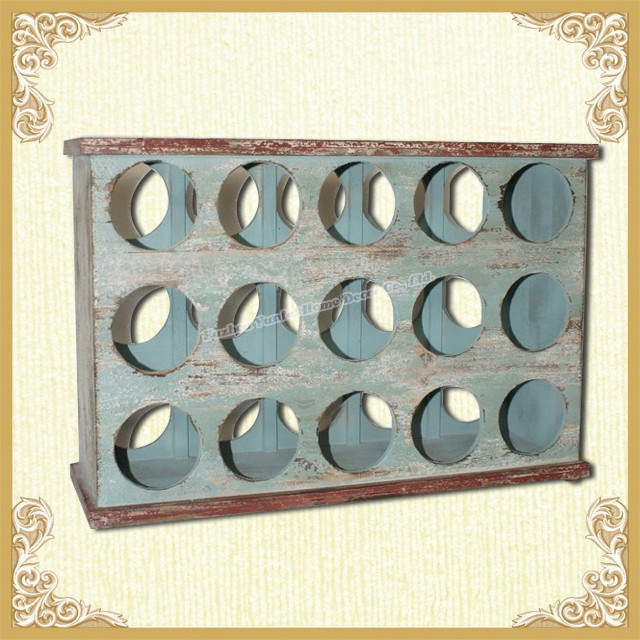Old style wine cabinet craft