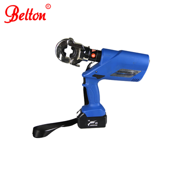 HC-300 Cordless Hydraulic Crimping Tool copper  hexagon  terminal crimping tool 16 -300 mm2