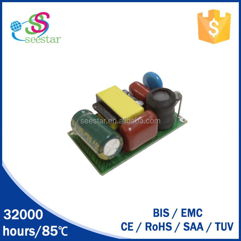 china supplier high PF 8w-20W end caps tube led driver 240ma 150ma constant current led driver Edge SMPS
