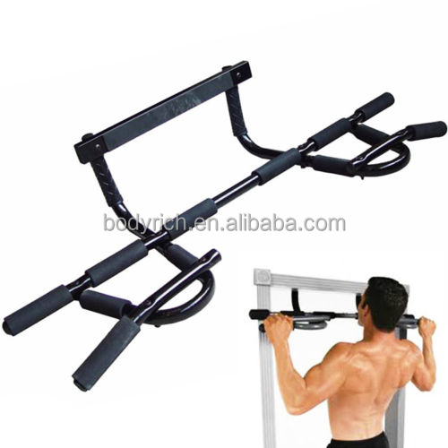 Workouts Door Mounted Gym Exercise Bar Chin Ups Sit Up Pull Ups Push Up