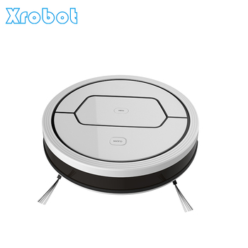 Rechargeable smart Gyroscope Navigation Series clean robot automatic cleaner
