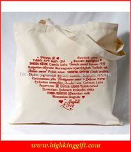 Canvas Craft Tote Bag