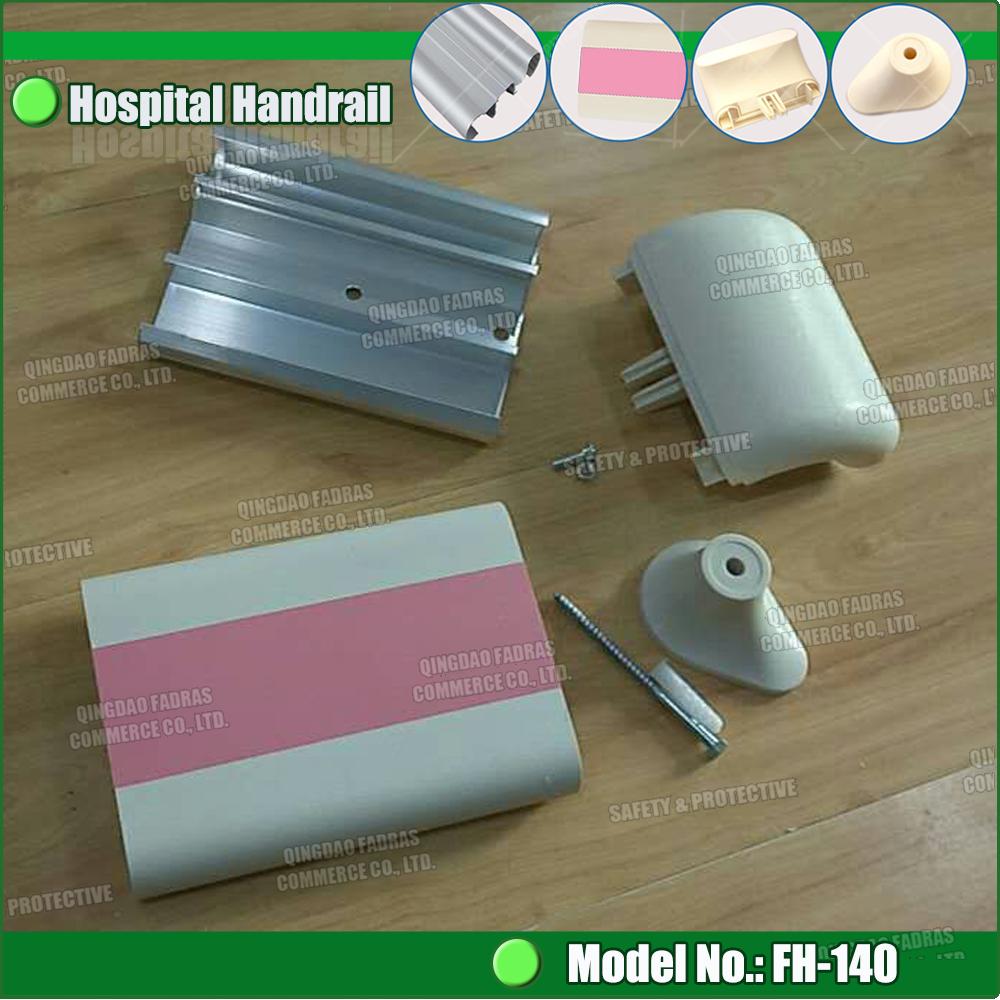 Hospital Corridor Plastic Handrail, Hospital Corridor Plastic ...